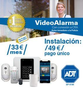 Precios de alarmas ADT para el hogar en Vagalune Secur